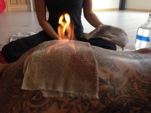fire healing